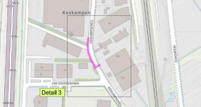2021-2 - Werkzaamheden Koxkampseweg