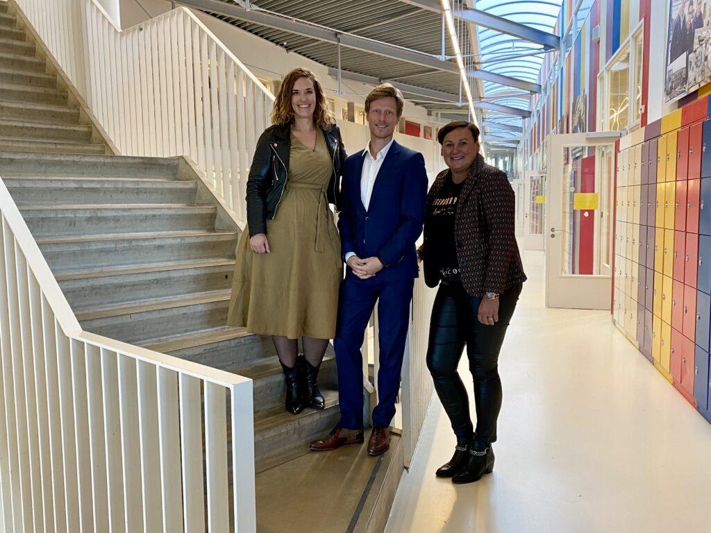 Marieke Schouten, Rimmert van Luyn, Maaike van der Ven